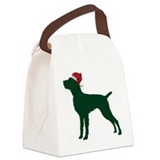 German-Wirehaired-Pointer23 Canvas Lunch Bag