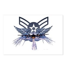 Air Force Power Postcards (Package of 8)