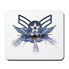 Air Force Power Mousepad