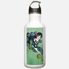 aquamarine Water Bottle