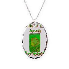 JOTM - October Necklace