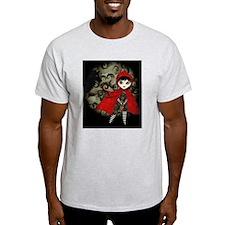 red_hood_postal T-Shirt