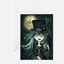 raven_high Greeting Card