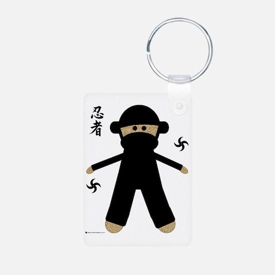 ninjamonkeynew Keychains