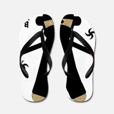 ninjamonkeynew Flip Flops