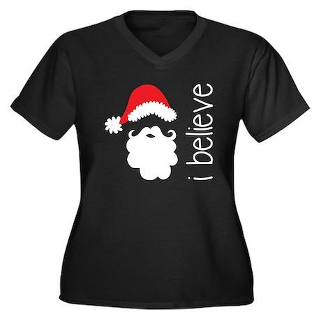 i believe Plus Size T-Shirt