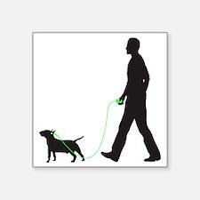 "Miniature-Bull-Terrier34 Square Sticker 3"" x 3"""