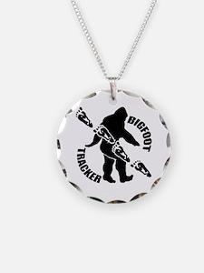 Bigfoot tracker Necklace