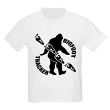 Bigfoot tracker T-Shirt