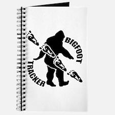 Bigfoot tracker Journal