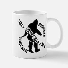 Bigfoot tracker Mug