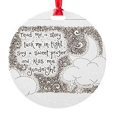 tuck me in tight Ornament