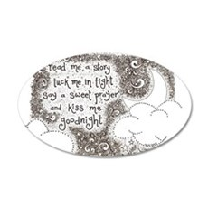 tuck me in tight Wall Decal