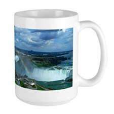Niagara Falls And Rainbow Mug