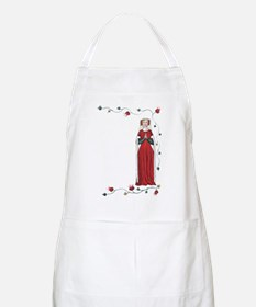 Well Behaved Women Rarely Make history W Apron