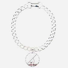 a cute angle Bracelet