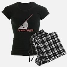 a cute angle Pajamas