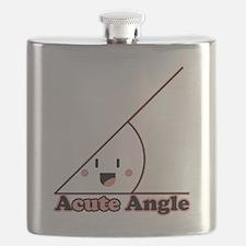 a cute angle Flask