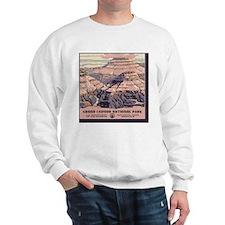 square_grand-canyon-wpa-vintage_01 Sweatshirt
