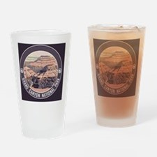 circle-GCNP Drinking Glass