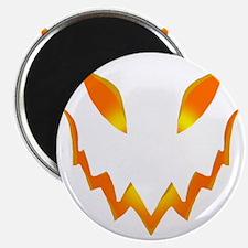 Evil Pumpkin smile Magnet