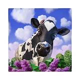 Purple cow Queen Duvet Covers