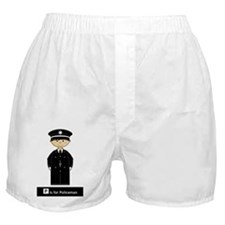 Police Poster 1 Boxer Shorts