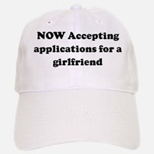 NOW Accepting applications fo Baseball Baseball Cap