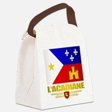 LAcadiane Canvas Lunch Bag