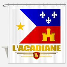 LAcadiane Shower Curtain