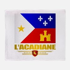 LAcadiane Throw Blanket