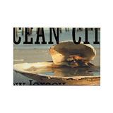 Ocean city nj Magnets