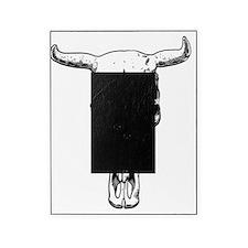 bull skull t-shirt Picture Frame