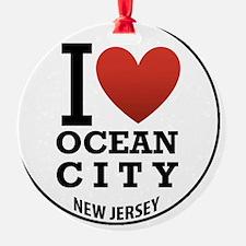 oceancity7 Ornament