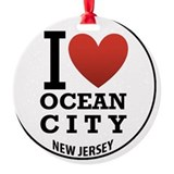 Ocean city new jersey Ornaments