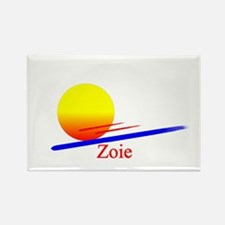 Zoie Rectangle Magnet