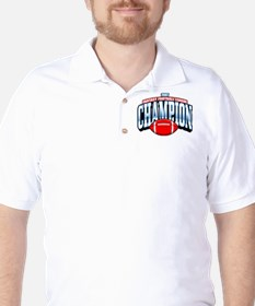 2007 Fantasy Football Champio Golf Shirt