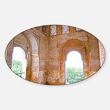 Alhambra windows Decal