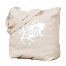 horny toad_w Tote Bag