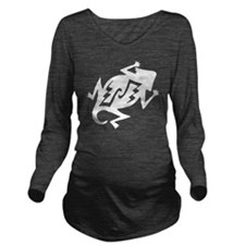 horny toad_w Long Sleeve Maternity T-Shirt