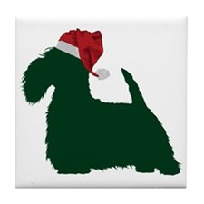 Scottish-Terrier23 Tile Coaster