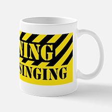 WarningSticker Mug