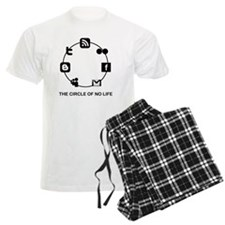 the circle of no life copy Pajamas