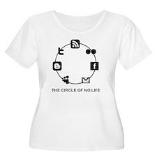 the circle of T-Shirt