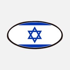 Flag of Israel Patches
