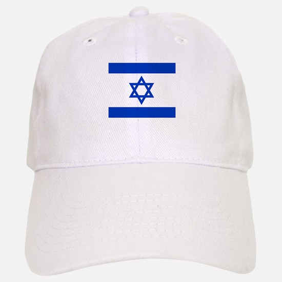 Flag of Israel Baseball Baseball Cap
