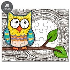 owl moon Puzzle