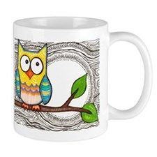 owl moon Mugs