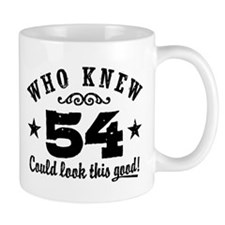 Funny 54th Birthday Mug