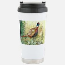 Pheasant Stainless Steel Travel Mug